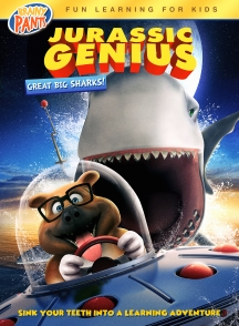 Jurassic Genius: Great Big Sharks