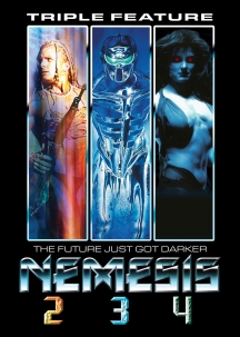 Nemesis 2/Nemesis 3/Nemesis 4: Triple Feature