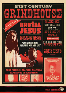 21st Century Grindhouse Vol 1: God Told Me Not To... But I Did It Anyway