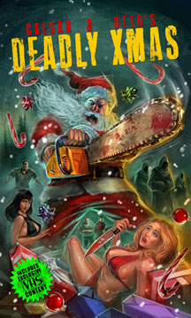Deadly X-mas (Limited Edition VHS)