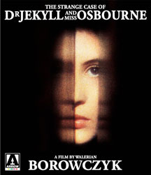 The Strange Case Of Dr Jekyll And Miss Osbourne [Dual Format Blu-Ray/DVD]