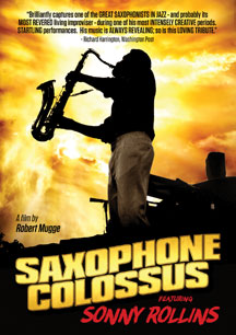 Sonny Rollins - Saxophone Colossus