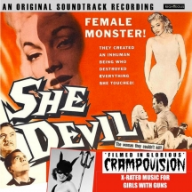 She Devil Original Soundtrack: Filmed In Glorious Crampovision
