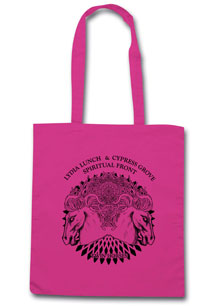 Lydia Lunch & Cypress Grove & Spiritual Front - Twin Horses: Ultra Limited Bag
