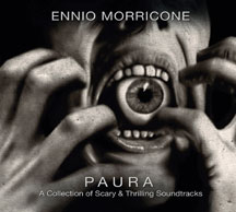 Ennio Morricone - Paura (a Collection Of Scary And Thrilling Soundtracks)