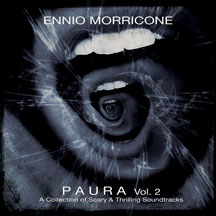 Ennio Morricone - Paura Vol.2 (A Collection Of Scary & Thrilling Soundtracks)
