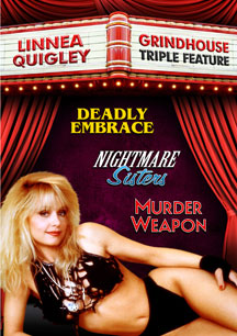 Linnea Quigley - Grindhouse Triple Feature