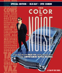 The Color Of Noise (Blu-ray/DVD)