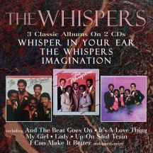 Whispers - Whisper In Your Ear/The Whispers/Imagination