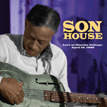 Son House - Live At Oberlin College, April 15, 1965