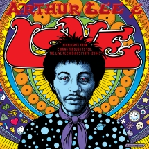 Arthur Lee & Love - Coming Through You