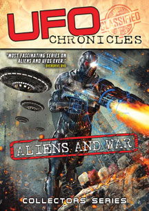 UFO Chronicles: Aliens And War
