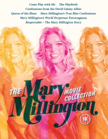 Mary Millington Movie Collection (Limited Edition Blu-ray Box Set)
