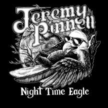 Jeremy Pinnell - Nighttime Eagle