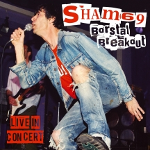 Sham 69 - Borstal Breakout Live In London