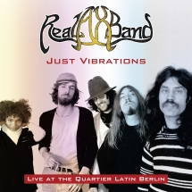 Real Ax Band - Just Vibrations: Live At The Quartier Latin Berlin
