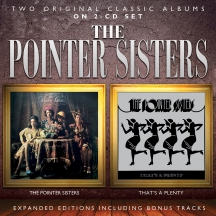 Pointer Sisters - The Pointer Sisters/That