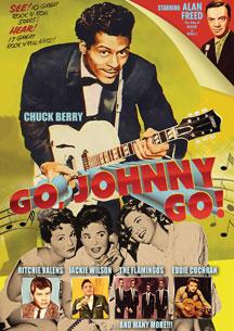 Go, Johnny Go! (DVD)