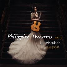 Iqui Vinculado - Philippine Treasures Volume 4