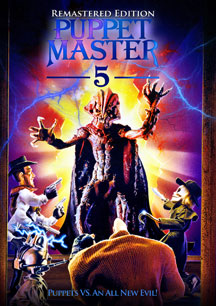 Puppet Master 5 Re-mastered