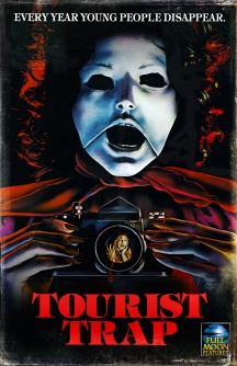 Tourist Trap: VHS Retro Big Box Collection [Blu-ray + DVD]