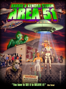 Barbie & Kendra Storm Area 51