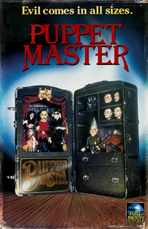 Puppet Master  [Limited Edition Retro VHS Style Packaging] (Blu-ray + DVD)
