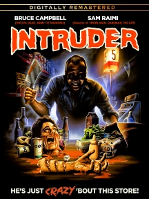 Intruder: Re-mastered 30th Anniversary DVD