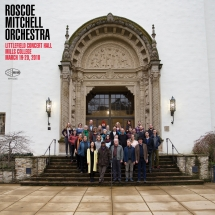 Roscoe Mitchell Orchestra - Littlefield Concert Hall Mills College