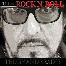 Teddy Andreadis - This Is Rock