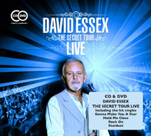 David Essex - The Secret Tour: Live