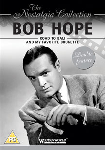 Bob Hope - Road To Bali And My Favorite Brunette